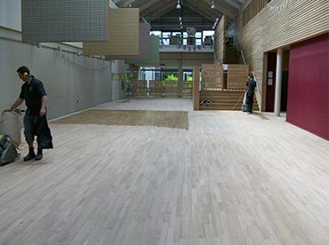 Swindon commercial floor sanding - National trust head office address ...