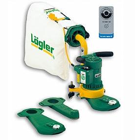 Lagler Flip, edge and corner sanding machine